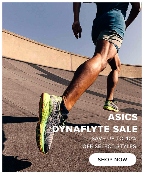 ASICS DYNAFLYTE SALE | Save Up to 40% Off Select Styles